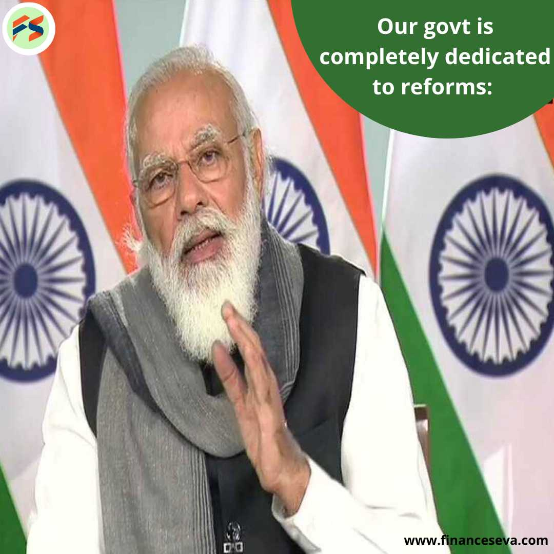 Our govt is completely dedicated to reforms: PM Modi at IIT summit