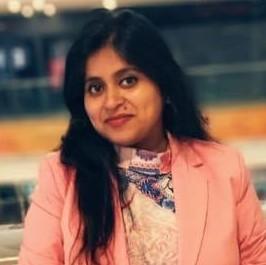MS. Vinita Kathuria - Sr. Account Manager